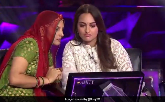 #YoSonakshiSoDumb: Sonakshi Trolled After 'KBC' Fix
