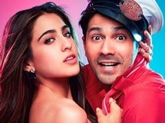 The Fire On The Set Of Sara Ali Khan And Varun Dhawan's <i>Coolie No 1</i> Caused Damages Worth Rs 2.5 Crore: Reports