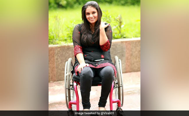 'Doing Drama': Woman On Wheelchair Asked To Stand At Delhi Airport