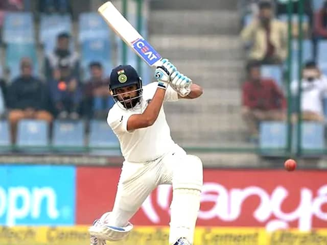 Rohit Sharma Should Open In Test Cricket, Says Sourav Ganguly