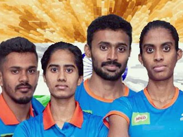 World Athletics Championship: Indian team gets 7th place in final, this mistake affected the timing