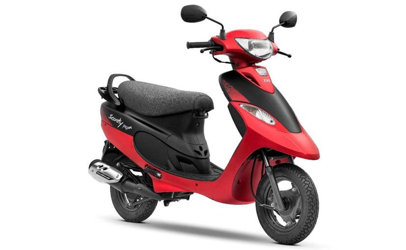 The TVS Scooty Pep+ found its popularity with young female riders over the last 25 years