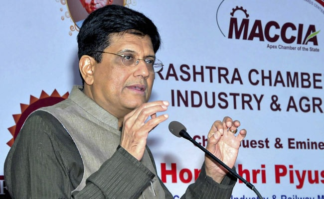 Piyush Goyal Warns Strict Action If Multi-Brand Retailers Flout FDI Norms