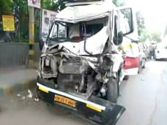 2-Year-Old, Ambulance Technician Killed In Accident On Delhi-Noida Flyway