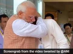 चंद्रयान-2 को लेकर NDTV से बोले ISRO प्रमुख के सिवन- 'PM ने जब गले लगाया था तो...'