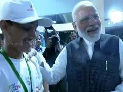 Chandrayaan 2: छात्र ने कहा, मैं राष्ट्रपति बनना चाहता हूं, PM मोदी ने दिया ऐसा जवाब कि हंस पड़े सभी बच्चे