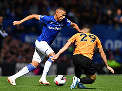 Premier League: Richarlison Double Fires Everton Past Wolves