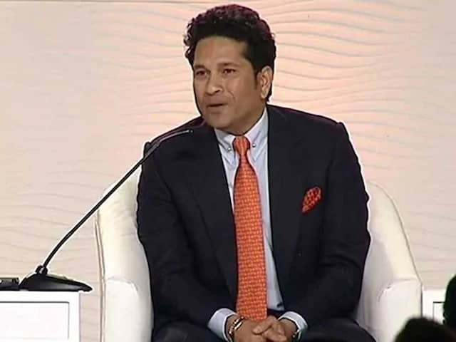 "Sachin Tendulkar Says ""Had To Beg And Plead"" For Opening Slot"
