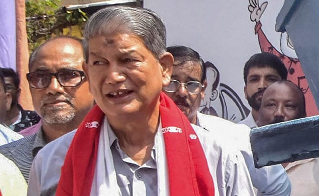 'Powerful People Want To Trample Me': Harish Rawat On Sting Case