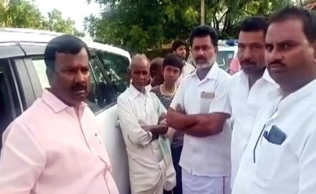 """Want To Educate People"", Says Karnataka MP Not Allowed To Enter Village"