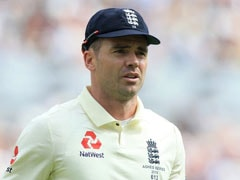 James Anderson Weighs Up Vegan Diet To Prolong England Career