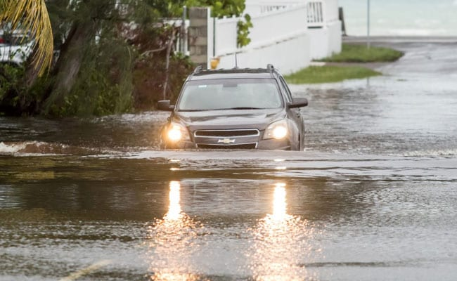 Hurricane Dorian Inches Closer To Florida After Pounding Bahamas