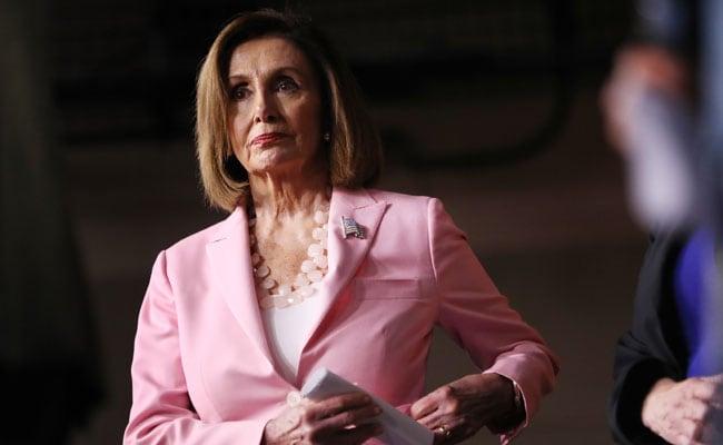 'No Choice' But To Launch Impeachment Probe: Nancy Pelosi