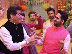 Ayushmann Khurrana And Jeetendra Danced To <i>Dream Girl</i> Song And The Internet Is Smitten