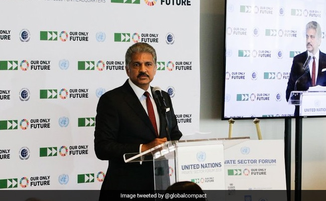 Anand Mahindra's Message To Greta Thunberg On Climate Change
