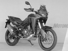 2020 Honda Africa Twin Confirmed With 1,084 cc Engine