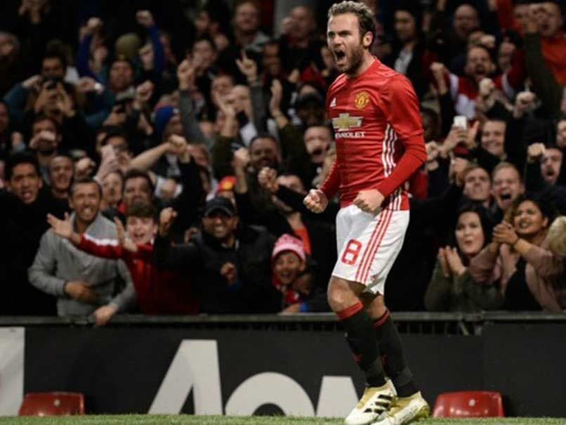 Premier League: Juan Mata Agrees New One-Year Deal At Manchester United