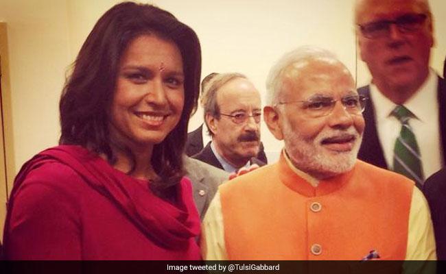 Howdy Modi: মোদিকে স্বাগত জানিয়ে তুলসি জানালেন রবিবার থাকতে পারছেন না