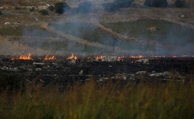 Hezbollah Says It Shot Down Israeli Drone At Lebanese Border