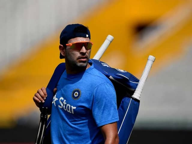 """India Dont Need No. 4 Batsman"": Yuvraj Singh Reacts To Harbhajan Singhs Suggestion"
