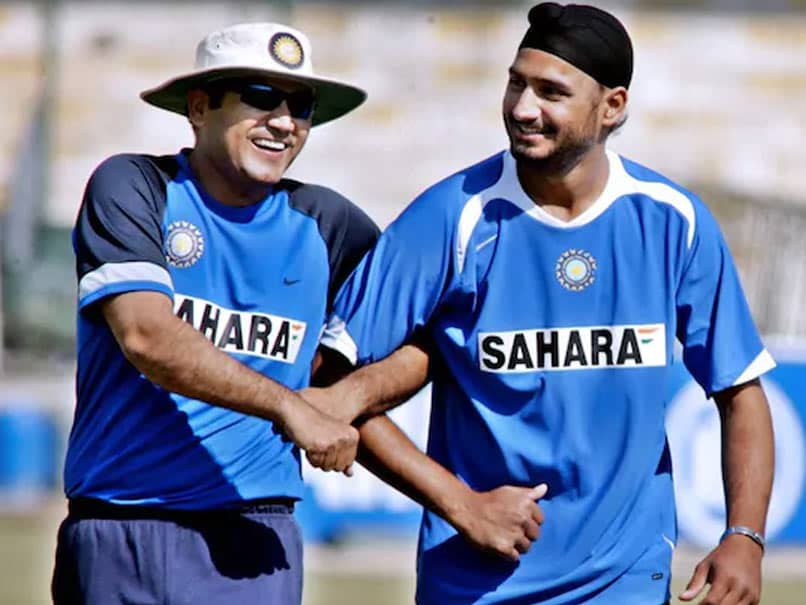 Harbhajan Singh Sends Cheeky Reply To Virender Sehwags Claim Of Record Against Spinners