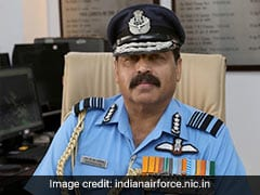 India's New Air Chief, 'Sword Of Honour' Winner Air Marshal RKS Bhadauria