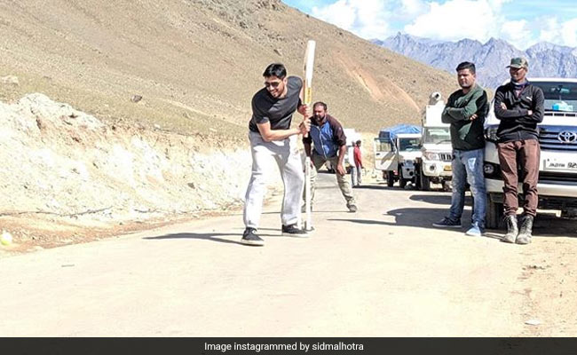 Sidharth Malhotra, In Kargil For Shershaah, Injured After Bike Skids Off Road