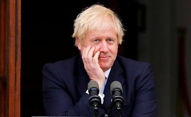 Boris Johnson And Girlfriend Expecting Baby, Announce Engagement