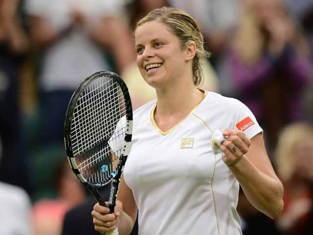 TENNIS: kim clijsters makes come back in march through this tournament