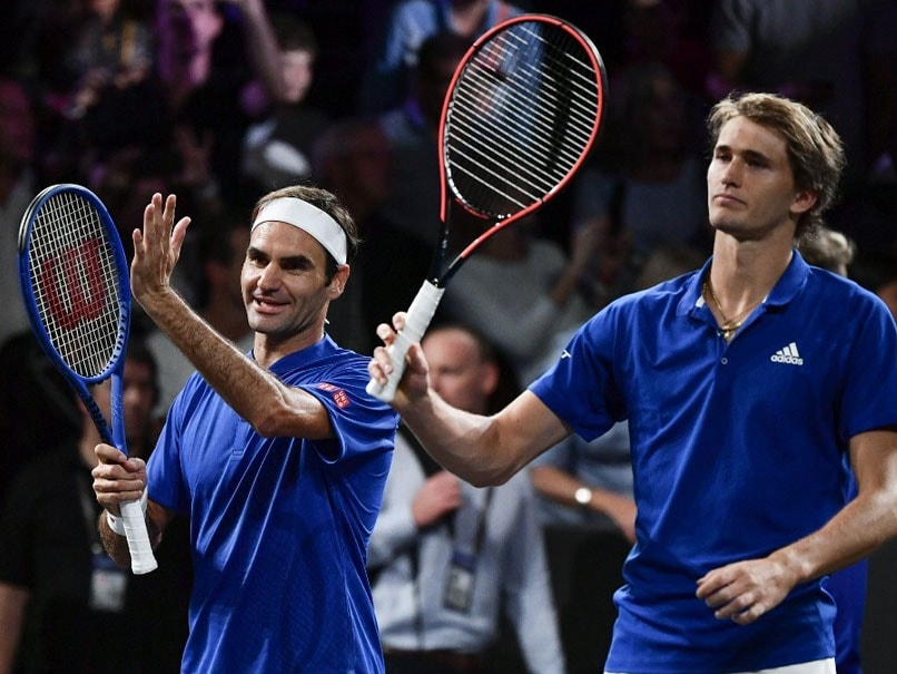 Laver Cup: Roger Federer Teams Up With Alexander Zverev To Secure 3-1 Lead For Europe