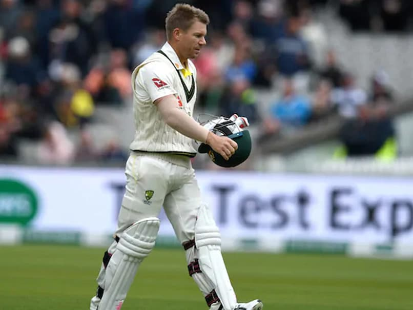 David Warner Tampered Ball in First-Class Match, Alleges Alastair Cook