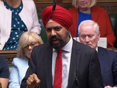 "British Sikh MP Hits Out At Boris Johnson's ""Racist Remarks"", Applauded"