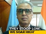 "Video : ""We Will Soar High When Pak Stoops Low At UN General Assembly"": India"