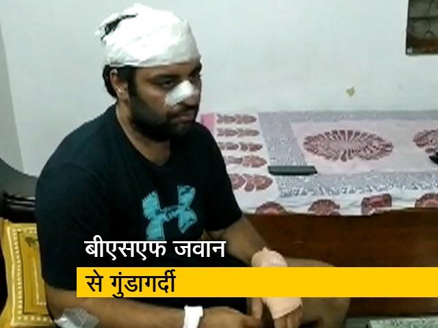 Videos : लोन की किश्त न चुकाने पर रिकवरी एजेंटों ने की  BSF जवान की पिटाई