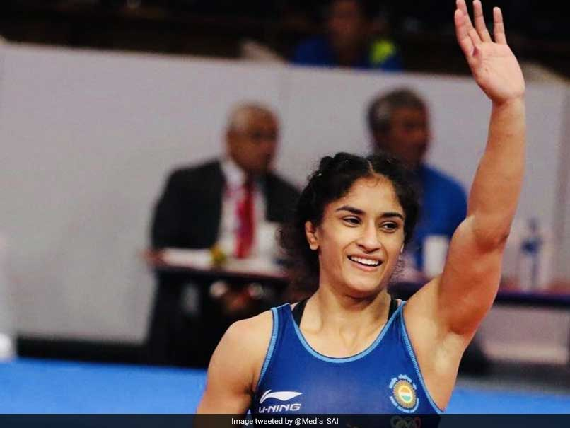 World Wrestling Championships: Vinesh Phogat To Fight For Bronze After Olympics Qualification, Pooja Dhanda In Semi-Finals
