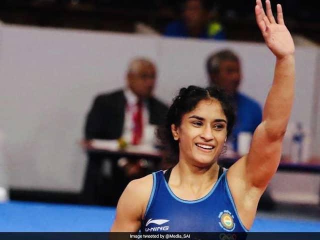Vinesh Phogat qualifies for 2020 Olympics, Pooja Dhanda reaches semifinals