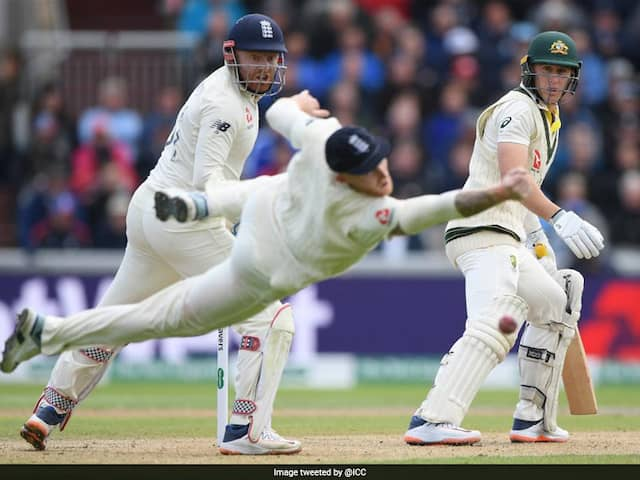 Ashes 2019: ICC Tweets this photo of Ben Stokes