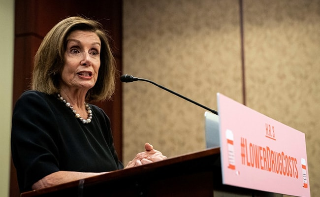 House Speaker Pelosi accuses U.S. Attorney General Barr of going 'rogue'