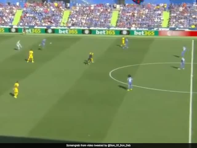 Barcelona vs Getafe: Marc-Andre Ter Stegens Brilliant Assist To Luis Suarez Proves Goalkeepers Can Be Playmakers. Watch