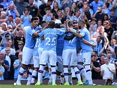 Premier League: Manchester City Demolish Watford With 8 Goals, Tottenham Hotspur Rocked By Leicester City