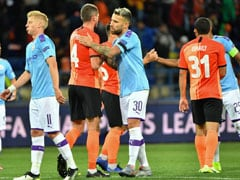 UEFA Champions League: Manchester City Sink Shakhtar Donetsk Despite Injury Crisis