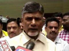 Chandrababu Naidu Detained Before Rally Against Andhra 3-Capital Proposal