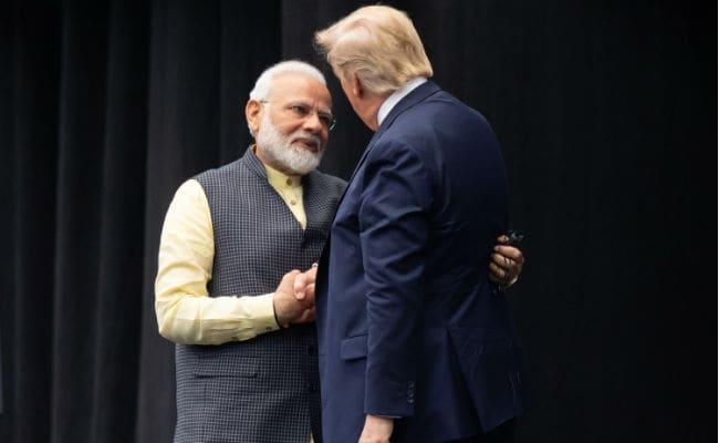 Howdy Modi में  डोनाल्ड ट्रंप बोले, 'अमेरिका और भारत के लिए महत्वपूर्ण है सीमा सुरक्षा'