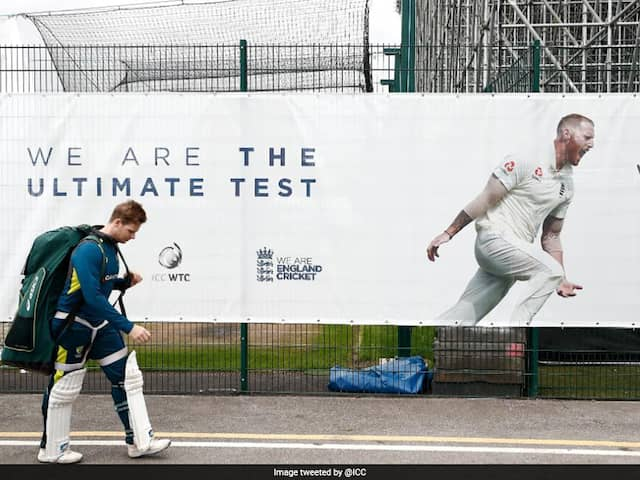ICC tweet spurs Steve Smith vs Ben Stokes picture ahead of 4th test