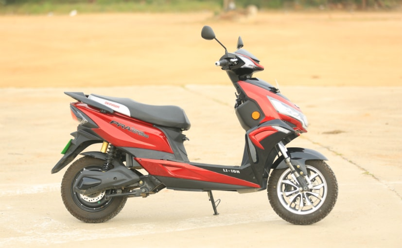 Okinawa PraisePro Electric Scooter Review