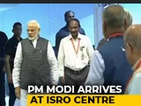 Video : PM Modi At ISRO To Watch Chandrayaan 2's Moon Landing