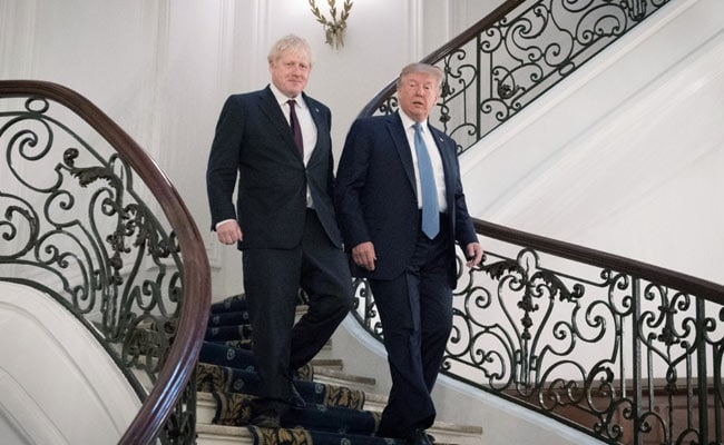 Trump Could Negotiate 'Better' Iran Deal, Says UK's Boris Johnson