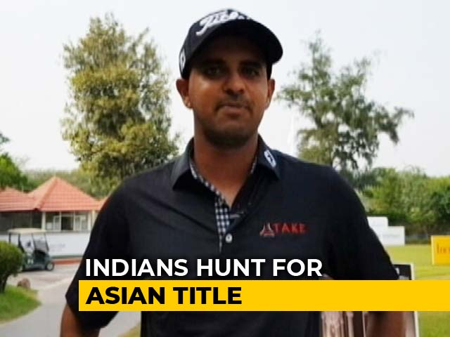Chance For Indian Golfers Next Generation To Strike Big