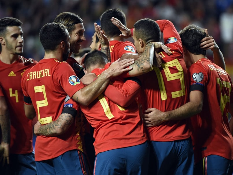 Rodrigo, Paco Alcacer Put Spain On Brink Of Euro 2020 Qualification