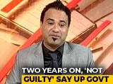 "Video : ""Tag Of Murderer Removed"": Dr Kafeel Khan Jailed Over UP Child Deaths Cleared"